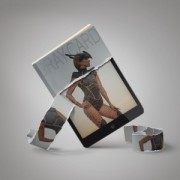 GRAY CARD   Limited Edition: Volume #1, Featuring Shantel VanSanten