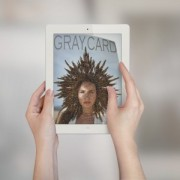 GRAY CARD | Online Edition: Volume #1, Featuring Shantel VanSanten